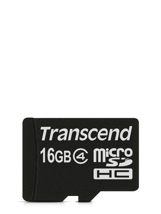 16GB Micro SD Transcend