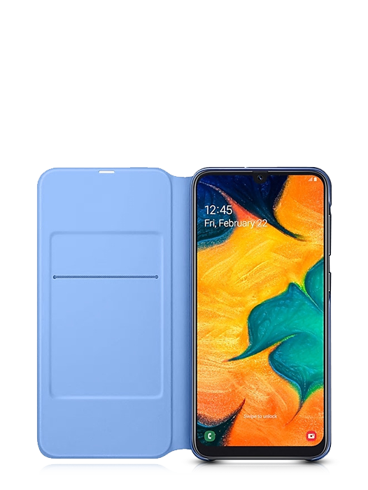 Husă Samsung Galaxy A30S Wallet cover