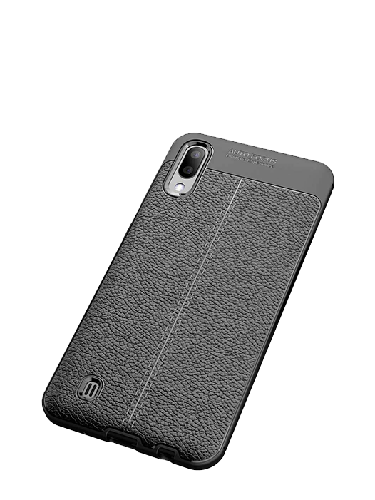 Husă Samsung M10 Leather
