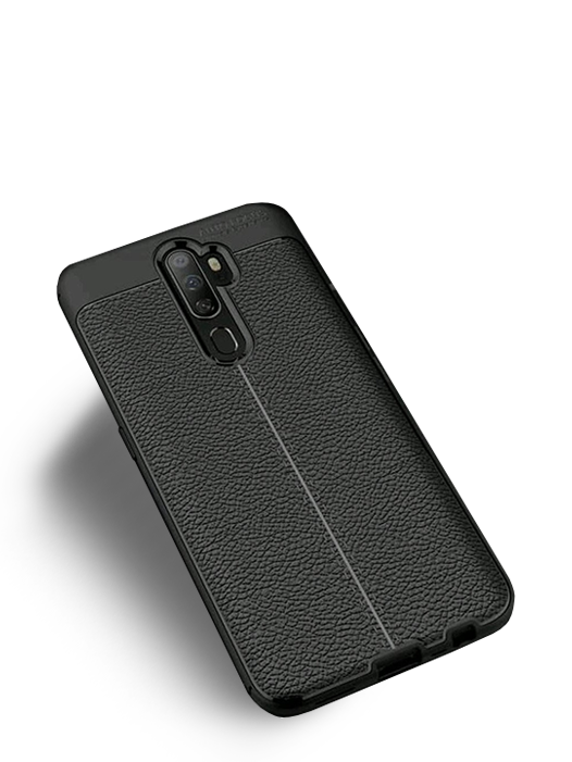 Husă OPPO A9 Xcover Leather