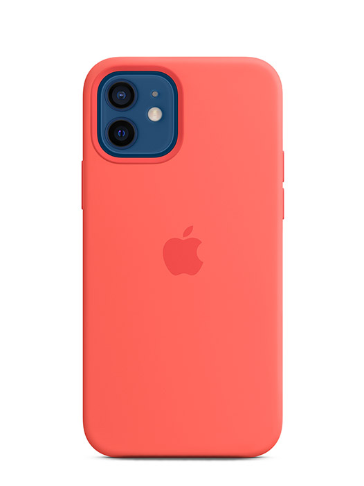 Husă iPhone 12 | 12 Pro Silicone with MagSafe