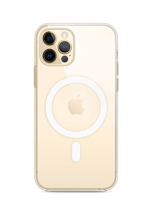 Husă iPhone 12 | 12 Pro Clear Case with MagSafe