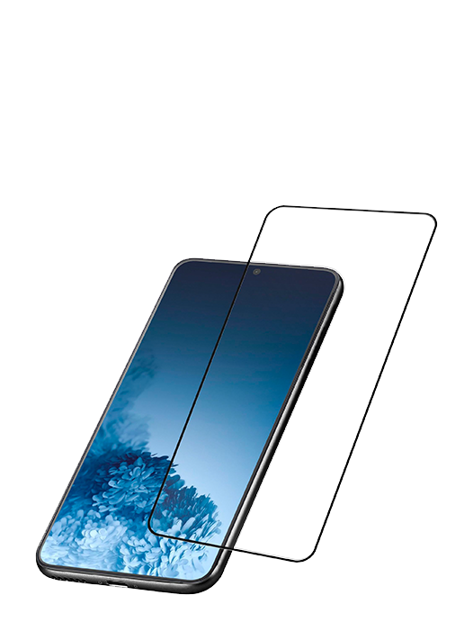 Sticlă Samsung Galaxy S21+ Cellularline Capsule Tempered glass