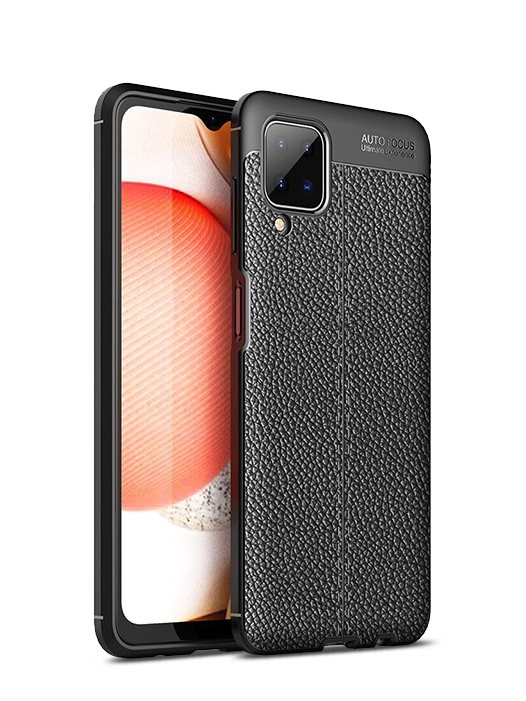 Husă Samsung Galaxy A12 Xcover Leather