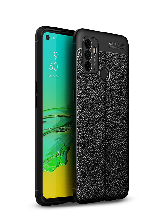 Husă OPPO A53 Xcover Leather