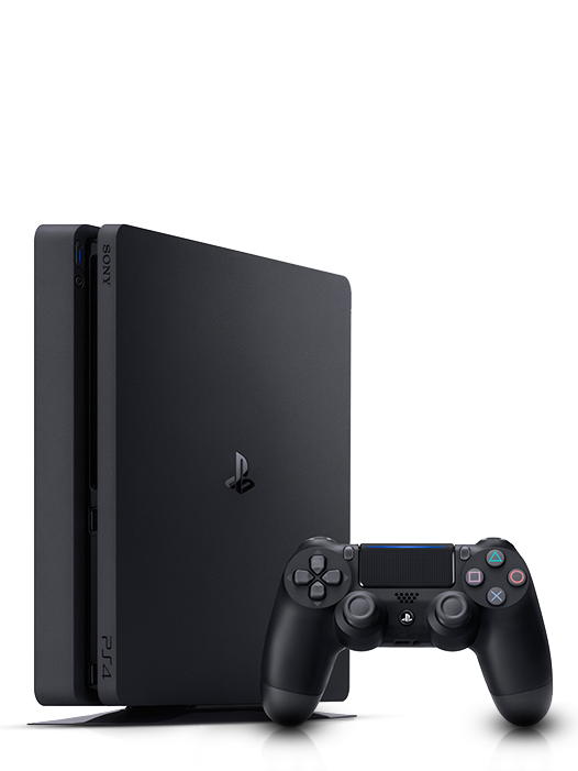 Playstation 4 Slim 500GB Negru